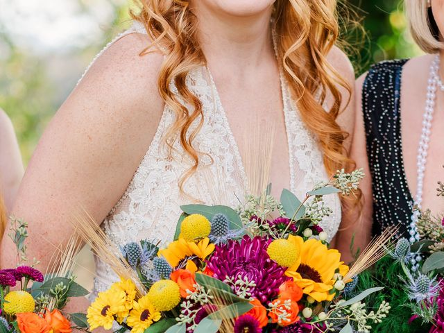 Sean and Skylar's Wedding in Tellico Plains, Tennessee 36