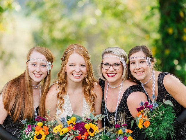 Sean and Skylar's Wedding in Tellico Plains, Tennessee 38