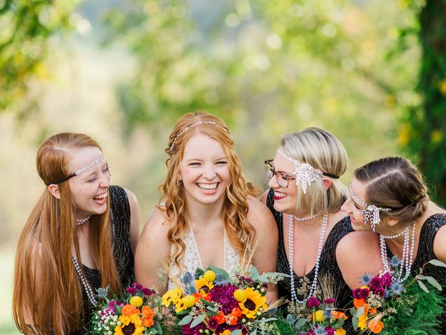 Sean and Skylar's Wedding in Tellico Plains, Tennessee 39
