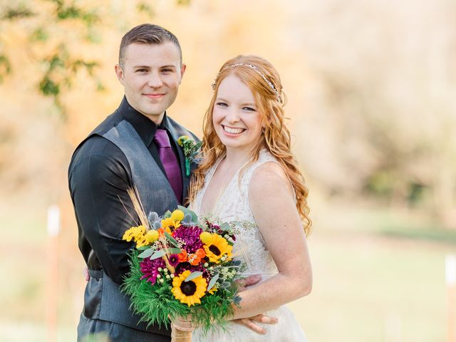 Sean and Skylar's Wedding in Tellico Plains, Tennessee 40