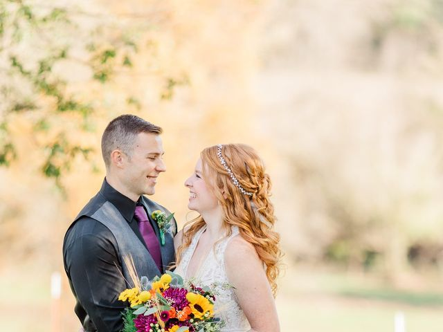 Sean and Skylar's Wedding in Tellico Plains, Tennessee 41