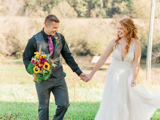 Sean and Skylar's Wedding in Tellico Plains, Tennessee 42