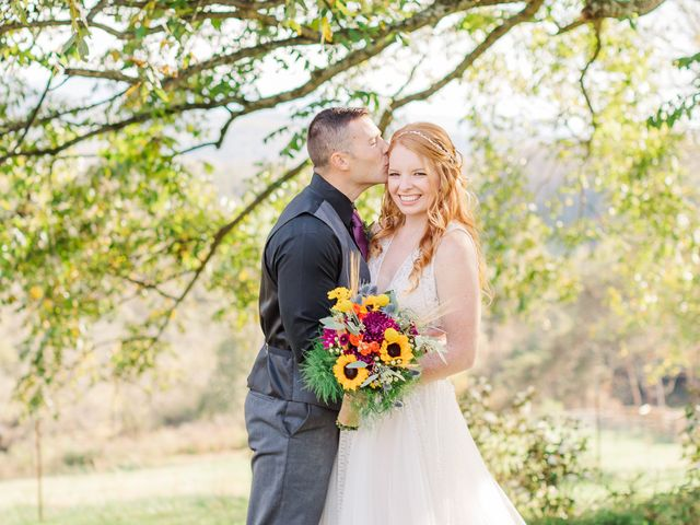 Sean and Skylar's Wedding in Tellico Plains, Tennessee 43