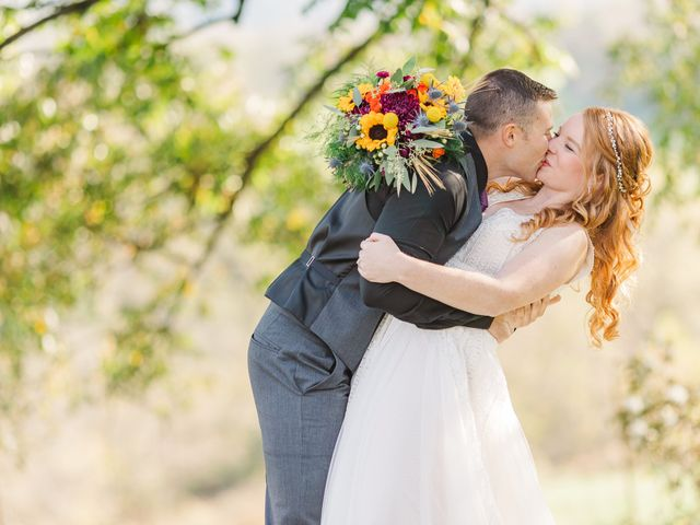 Sean and Skylar's Wedding in Tellico Plains, Tennessee 1