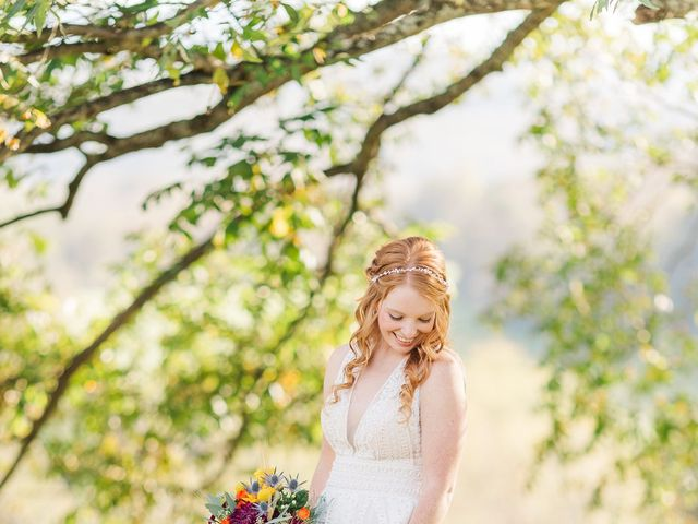 Sean and Skylar's Wedding in Tellico Plains, Tennessee 2