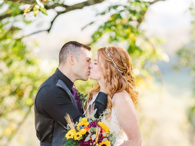 Sean and Skylar's Wedding in Tellico Plains, Tennessee 47