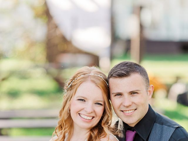 Sean and Skylar's Wedding in Tellico Plains, Tennessee 50