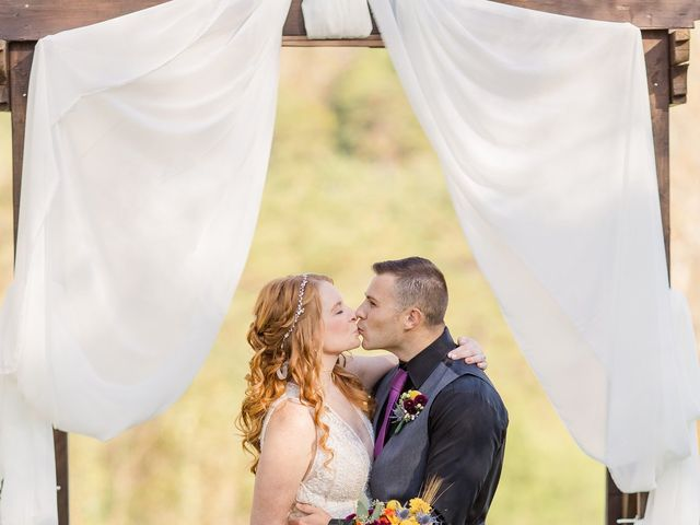 Sean and Skylar's Wedding in Tellico Plains, Tennessee 51