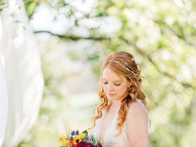Sean and Skylar's Wedding in Tellico Plains, Tennessee 52