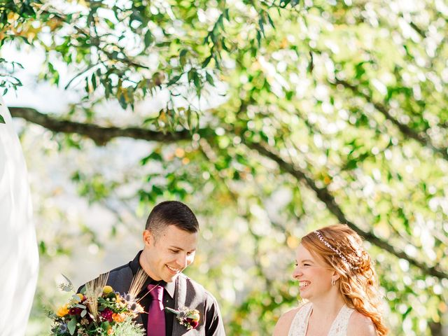 Sean and Skylar's Wedding in Tellico Plains, Tennessee 53