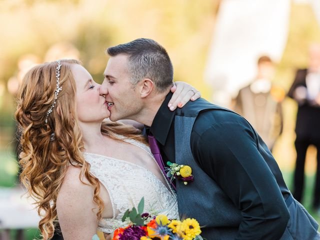 Sean and Skylar's Wedding in Tellico Plains, Tennessee 59