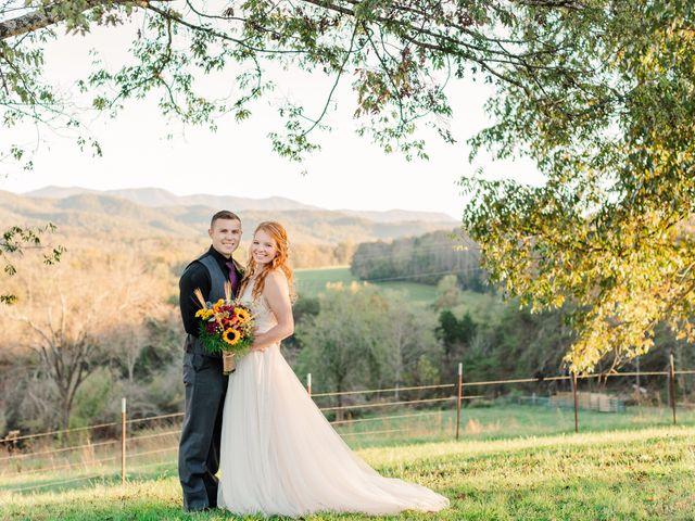 The wedding of Skylar and Sean