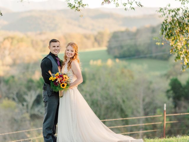Sean and Skylar's Wedding in Tellico Plains, Tennessee 62