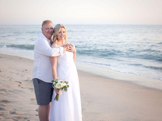 The wedding of Jennifer and Jeff