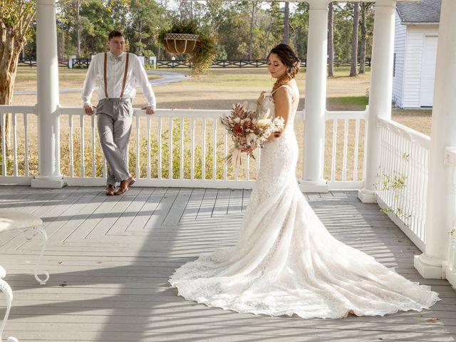 The wedding of Liza  and Michael