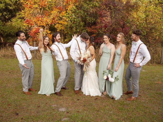 Michael and Liza 's Wedding in Eustis, Florida 5