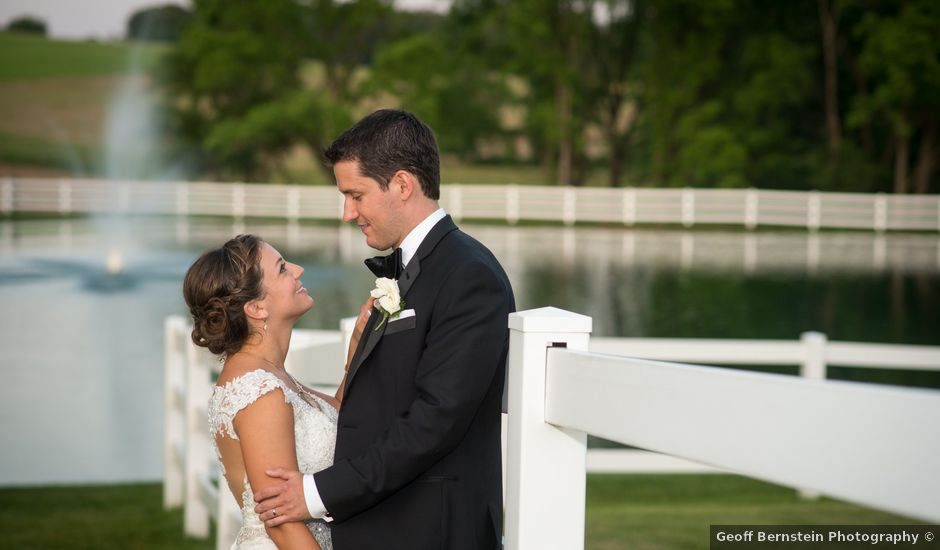Nick and Samantha's Wedding in White Hall, Maryland