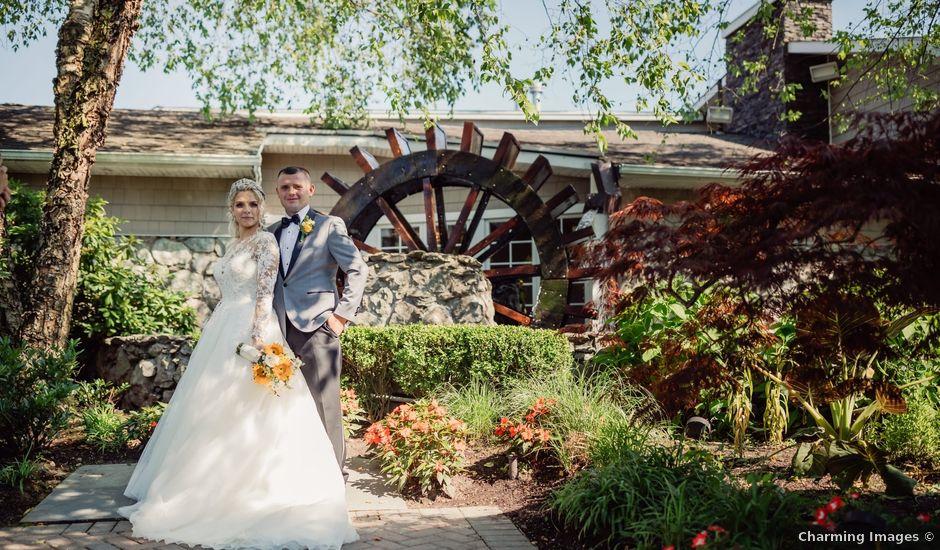Krystian and Natalia's Wedding in Smithtown, New York