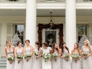 Kellie and John-Paul's Wedding in Saint Benedict, Louisiana 3