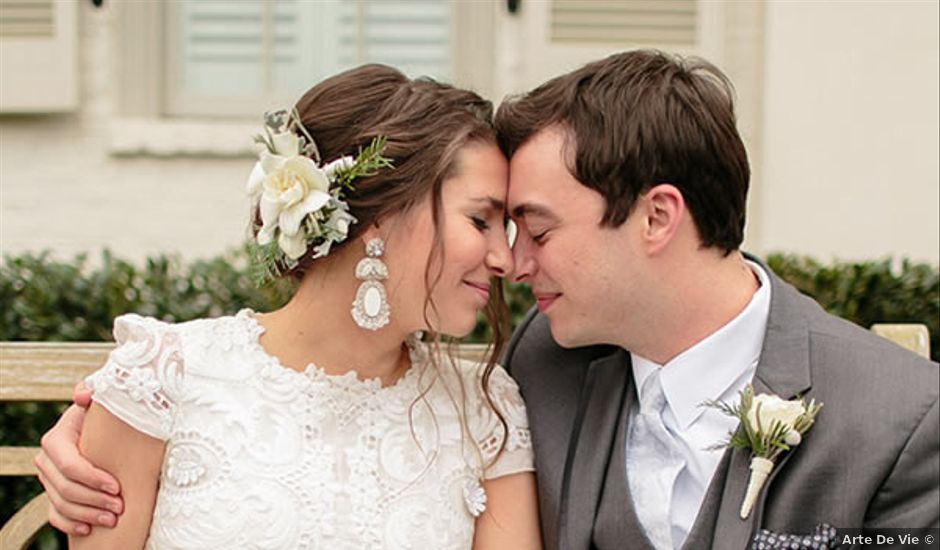 Kellie and John-Paul's Wedding in Saint Benedict, Louisiana
