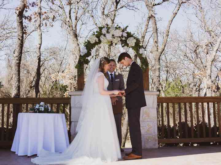 The wedding of Taylor and Joe