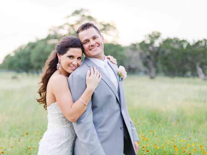 The wedding of Damon and Ashley