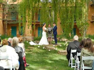 The wedding of Amy Lynn and Courtney 3