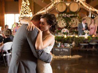 The wedding of Kayla and Jacob 1
