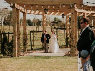 The wedding of Emily Dobbins and Jacob Dobbins 2