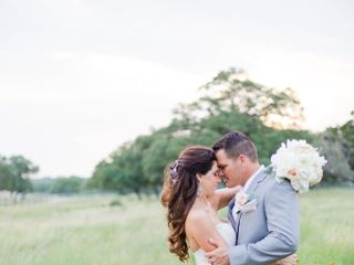 Ashley and Damon's Wedding in Boerne, Texas 14