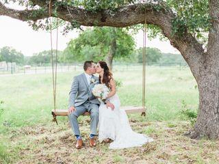 Ashley and Damon's Wedding in Boerne, Texas 28