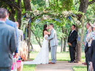 Ashley and Damon's Wedding in Boerne, Texas 13