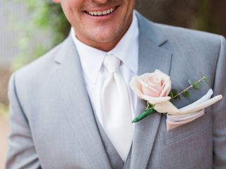 Ashley and Damon's Wedding in Boerne, Texas 6