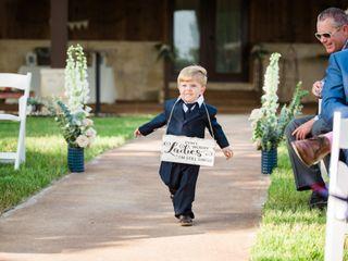 Ashley and Damon's Wedding in Boerne, Texas 10