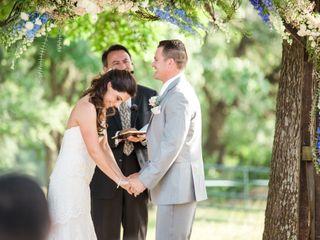 Ashley and Damon's Wedding in Boerne, Texas 12