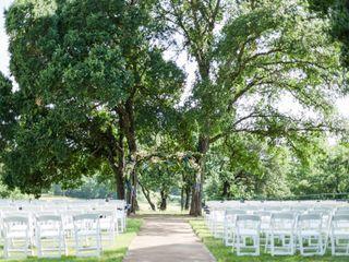 Ashley and Damon's Wedding in Boerne, Texas 8