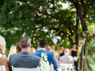 Ashley and Damon's Wedding in Boerne, Texas 11