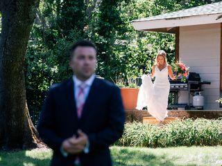 The wedding of Greg and Sarah 1