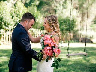 The wedding of Greg and Sarah 2