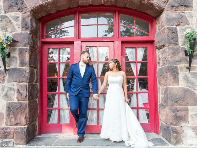 Andre and Andrea's Wedding in Englewood, New Jersey 1