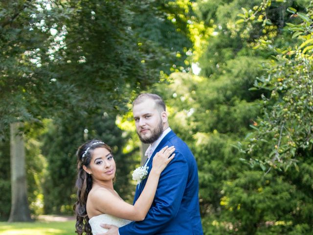 Andre and Andrea's Wedding in Englewood, New Jersey 2