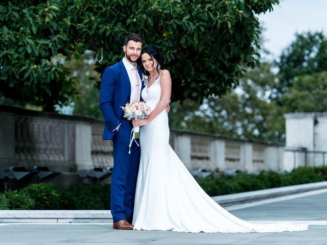 The wedding of Vinka and Paul