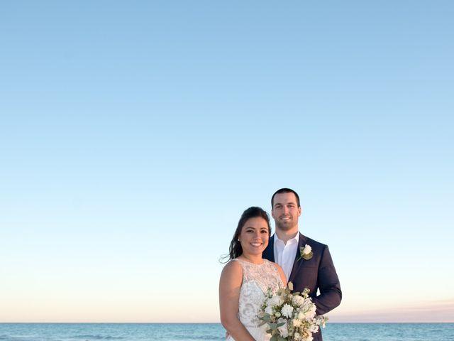 The wedding of Juliana and John