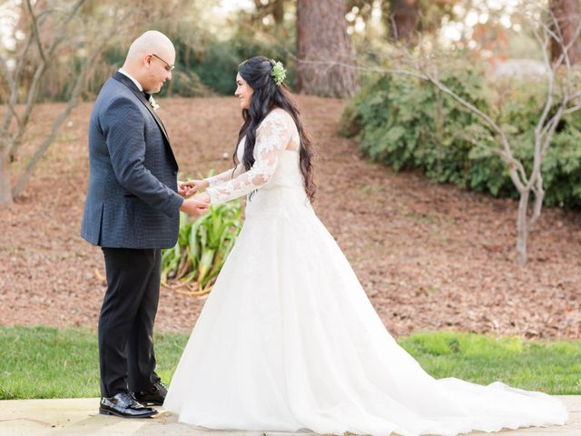 The wedding of Maria and Rafael
