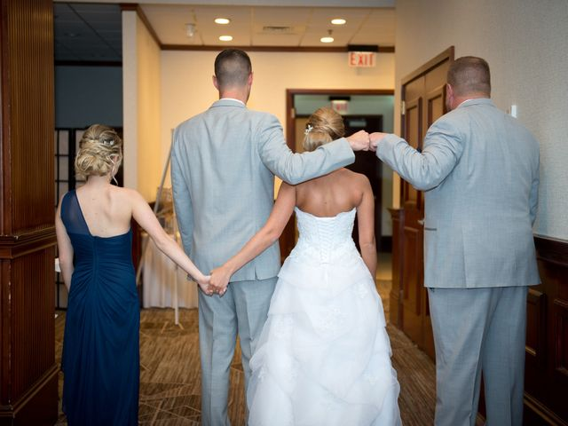 Steven and Andrea's Wedding in Greenville, South Carolina 11