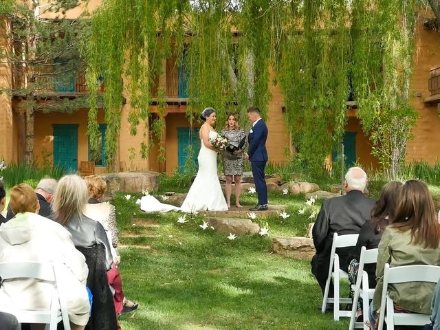 Courtney and Amy Lynn's Wedding in Taos, New Mexico 4