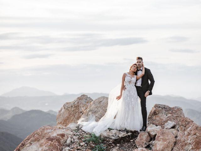 Nadine and Nour's Wedding in Malibu, California 4