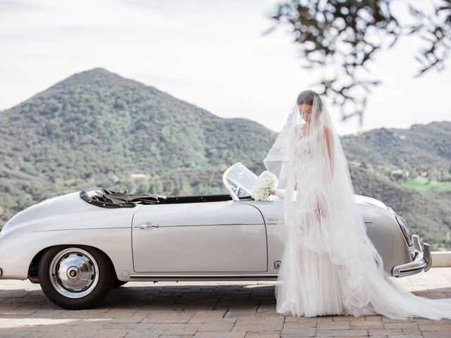 Nadine and Nour's Wedding in Malibu, California 1