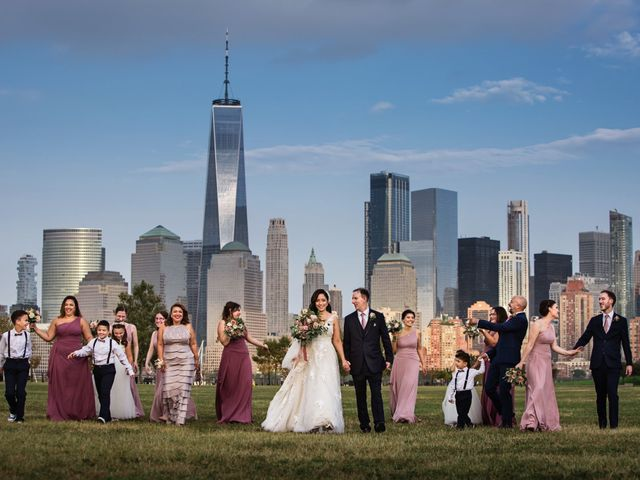 William and Lina Maria's Wedding in Jersey City, New Jersey 5