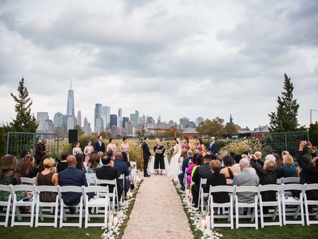 William and Lina Maria's Wedding in Jersey City, New Jersey 7